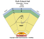 Ruth Eckerd Hall Tickets And Ruth Eckerd Hall Seating