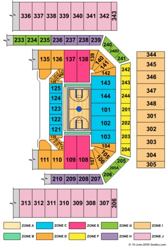 Alamodome Tickets And Alamodome Seating Charts 2019 Alamodome