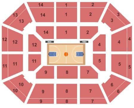 Alaska Airlines Arena At Hec Edmundson Pavilion Tickets