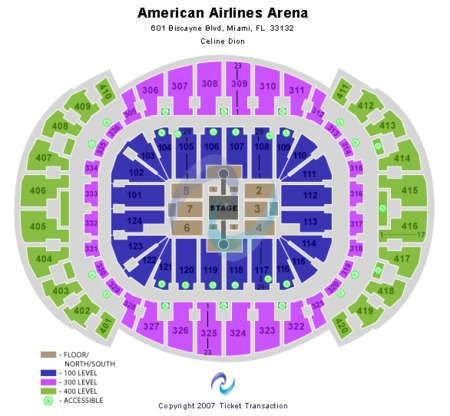 American Airlines Arena Tickets And American Airlines