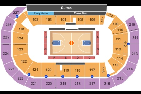 Amsoil Arena Tickets And Amsoil Arena Seating Charts 2019