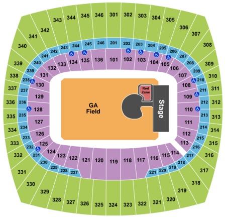 Arrowhead Stadium Tickets and Arrowhead Stadium Seating ...