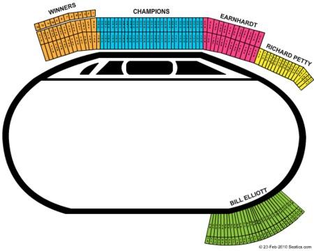 Other Seating Map Atlanta Motor Sdway