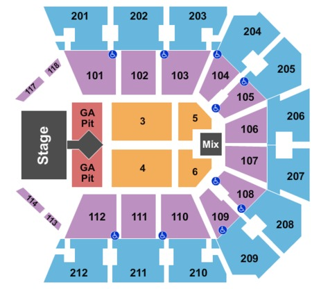 BB&T Arena Tickets and BB&T Arena Seating Charts - 2019 BB ...