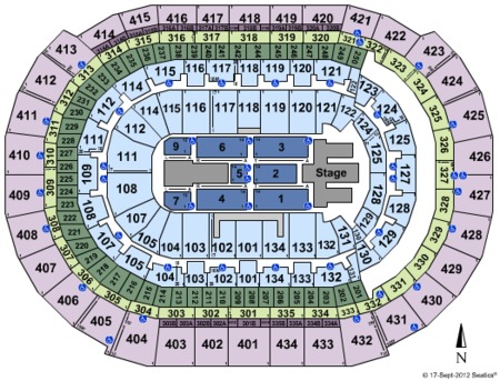 BB&T Center Tickets and BB&T Center Seating Charts - 2020 ...