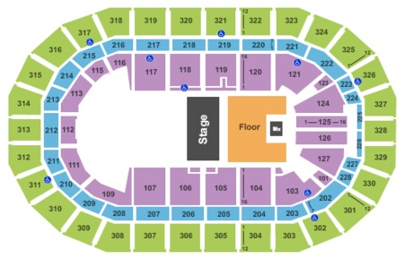 Mts Centre Tickets And Mts Centre Seating Charts 2017