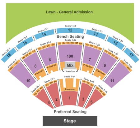 Bethel Woods Center For The Arts Tickets And Bethel Woods