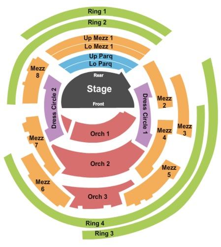 Denver Orchestra: Boettcher Concert Hall Tickets And Boettcher Concert Hall