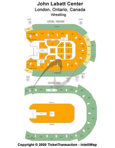 Budweiser Gardens Tickets And Budweiser Gardens Seating Charts 2021 Budweiser Gardens Tickets In London On