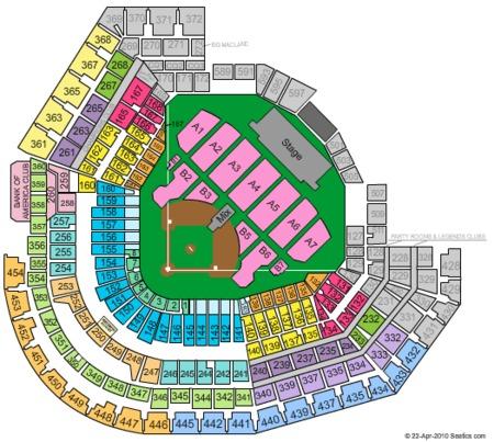 Busch Stadium Tickets And Busch Stadium Seating Charts