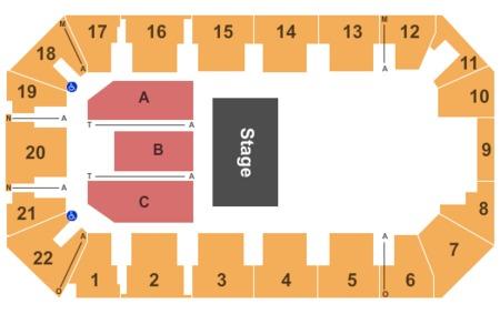 Cambria County War Memorial Arena Tickets And Cambria
