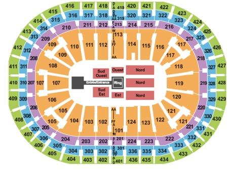 Wwe Live Tickets Centre Bell Mar 24 2017 Buy Wwe