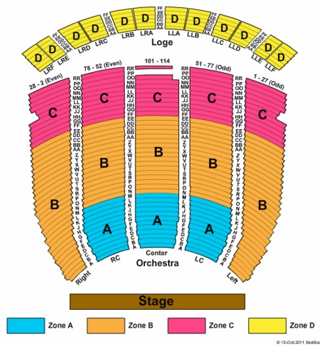 Fabulous Fox Theatre Tickets And Fabulous Fox Theatre Seating Charts