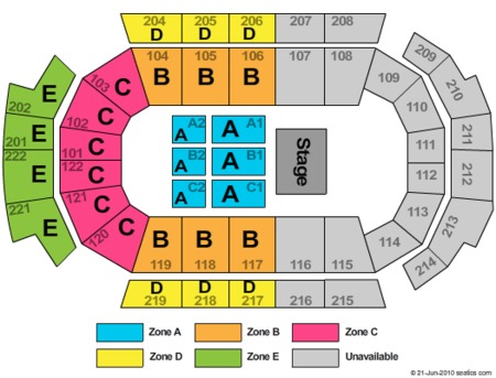 Family arena tickets and family arena seating charts 2017 family