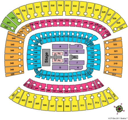 FirstEnergy Stadium Tickets and FirstEnergy Stadium Seating Charts on