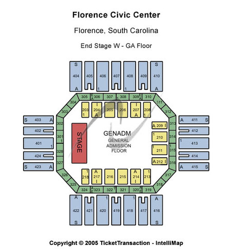 Florence Civic Center