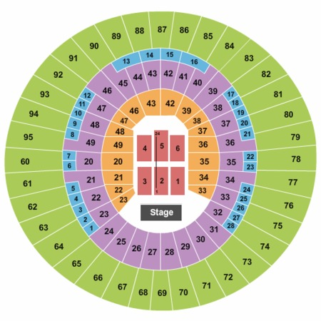 Twenty one pilots tickets 2019