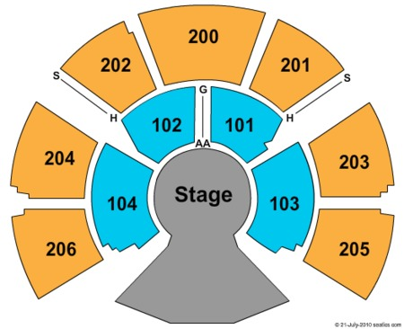 Grand Chapiteau At The Stampede Park Tickets And Grand