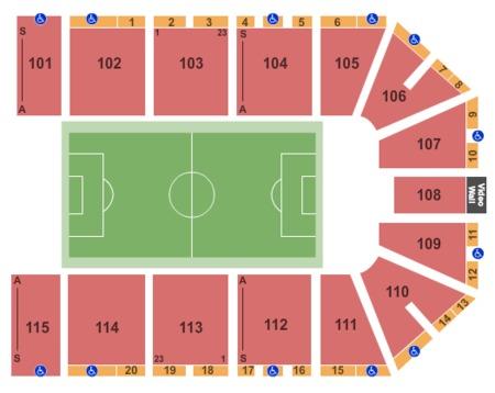 Hartman Arena Tickets And Hartman Arena Seating Charts