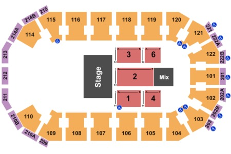 Heb Center At Cedar Park Tickets And Heb Center At Cedar