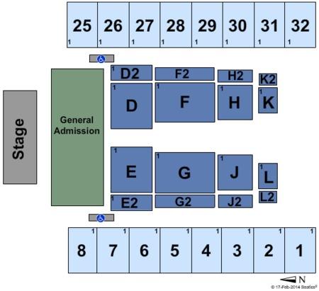 Hersheypark Stadium Springsteen Seating Chart Hersheypark Stadium