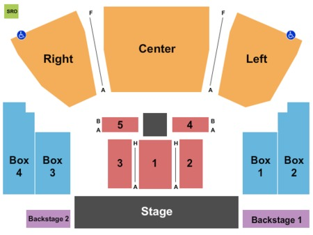 House of Blues Houston Seating House of Blues Boston Seating