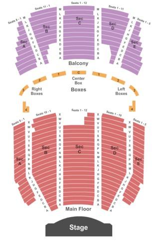 Hoyt Sherman Auditorium Tickets And Hoyt Sherman