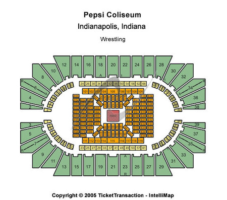 Other Seating Map Indiana Farmers Coliseum