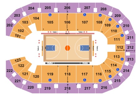 Landers center tickets and landers center seating charts 2019