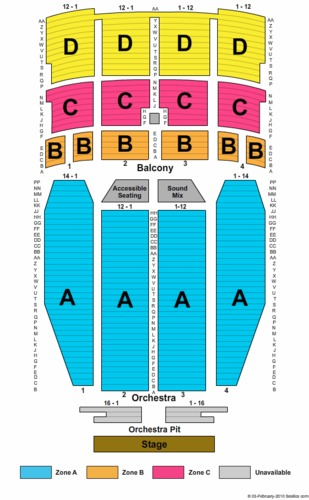 Louisville Palace Tickets And Seating