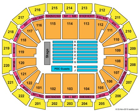 Manchester Arena Tickets And Manchester Arena Seating
