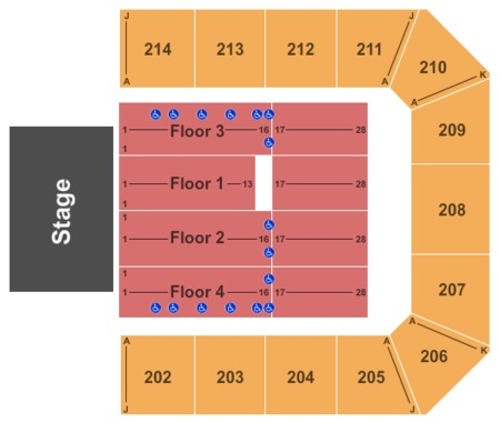 in this moment tickets mayo civic center auditorium jul