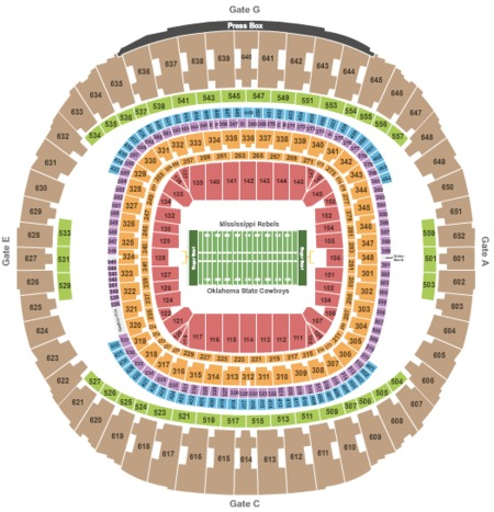 mercedes benz superdome tickets and mercedes benz superdome seating. Cars Review. Best American Auto & Cars Review