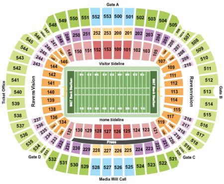 Mt Bank Stadium Tickets And Mt Bank Stadium Seating Charts