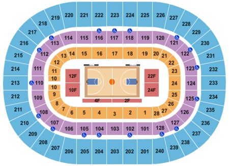 Nau Veterans Memorial Coliseum