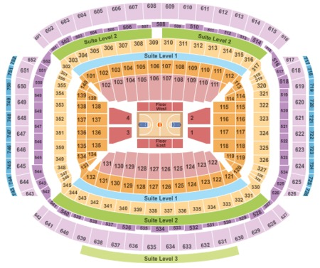 Nrg Stadium Tickets And Nrg Stadium Seating Charts 2017
