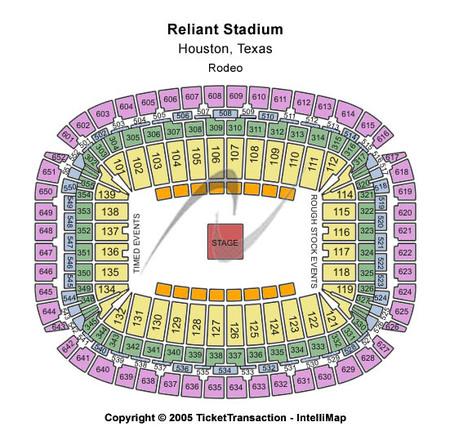 Nrg Stadium Tickets And Nrg Stadium Seating Charts 2020