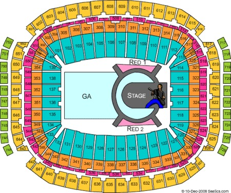 Nrg Stadium Tickets And Nrg Stadium Seating Charts 2019