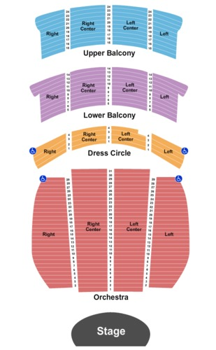 Daniel O Donnell Tickets Orpheum Theatre Sep 8 2017