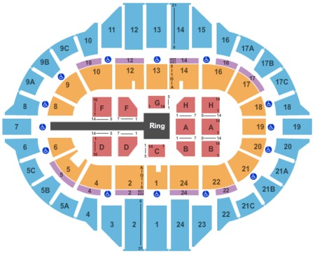 Peoria Civic Center Theatre Tickets Ticketsexpert Induced Info