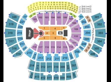 philips arena tickets and philips arena seating charts
