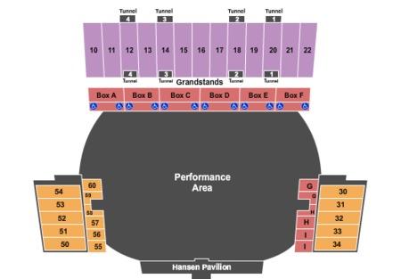 Las Vegas Rodeo >> Salinas Sports Complex Tickets and Salinas Sports Complex Seating Charts - 2019 Salinas Sports ...