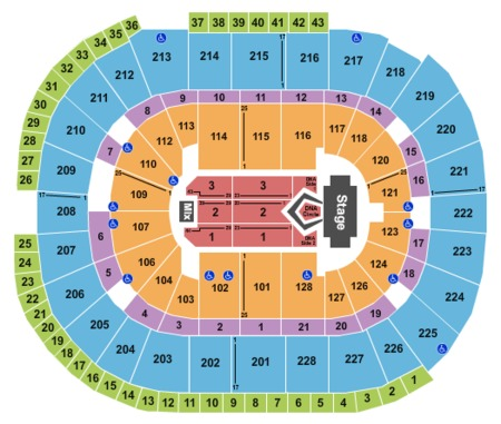 SAP Center Tickets and SAP Center Seating Charts - 2019 SAP ... on hp center map, xcel center map, nokia center map, embarcadero center map, us airways center map, peachtree center map, nrg center map, oracle center map, moda center map, san jose event center map, at&t center map, verizon center map, first niagara center map,