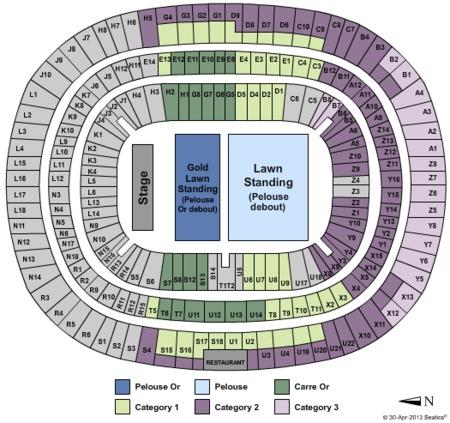 Stade De France Tickets And Stade De France Seating Charts 2017 Stade De France Tickets In