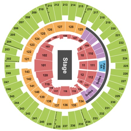 Tom Petty State Farm Center : state farm center tickets and state farm center seating charts 2019 state farm center tickets ~ Russianpoet.info Haus und Dekorationen