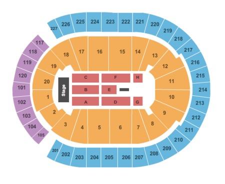 T Mobile Arena Las Vegas Capacity | Hairrs us