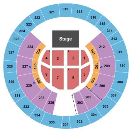 The Rapides Parish Coliseum Tickets And The Rapides Parish
