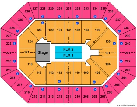 Toyota Center Tickets And Toyota Center Seating Charts 2019 Toyota