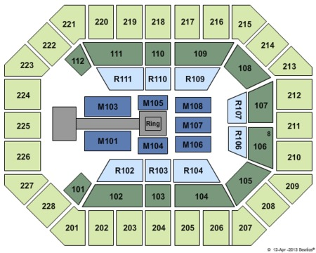 UWM Panther Arena Tickets and UWM Panther Arena Seating Charts - 2018 UWM Panther Arena Tickets ...