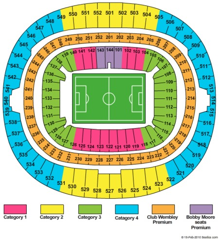 wembley stadium tickets and wembley stadium seating charts. Black Bedroom Furniture Sets. Home Design Ideas
